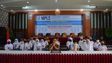 SMK Negeri 1 Panji Laksanakan Dua Pembukaan MPLS Secara Daring
