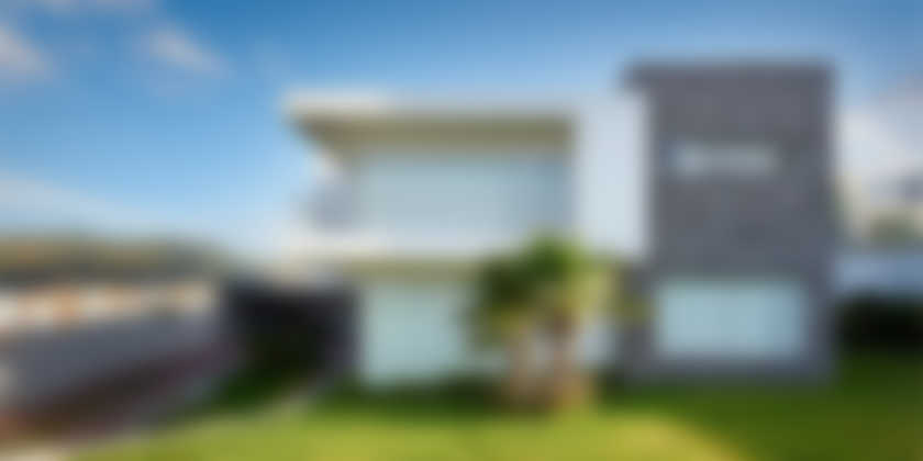 Nice modern house