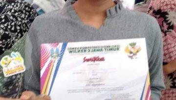 Prestasi Akademik Lagi dan Lagi, SMK Negeri 1 Panji Meraih Juara Pada LKS (Lomba Kompetensi Siswa)