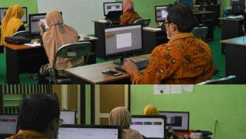 SMK Negeri 1 Panji Adakan Diklat Pembelajaran Daring dan Streaming Guna Persiapan PJJ