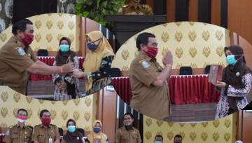 SMK NEGERI 1 PANJI, Suasana Haru Pisah Kenang Ditengah Pandemi