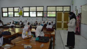 SMK NEGERI 1 PANJI, Laksanakan Penutupan Pembekalan Project Work dengan Protokol Kesehatan