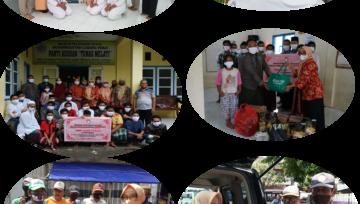 Aktif di Tengah Pandemi, Dharma Wanita Persatuan SMKN 1 Panji Terus Memperhatikan Protokol Kesehatan