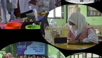 SMK Negeri 1 Panji, Melaksanakan UKK Bagi Kelas XII Tahun 2021 dengan Protokol Kesehatan