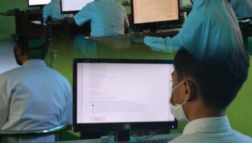 Pelaksanaan Asesmen Nasional Berbasis Komputer (ANBK)
